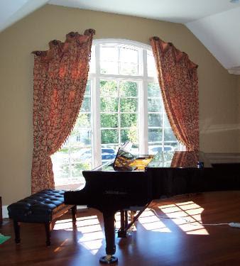 Fan Shape Window Blinds Window Blinds