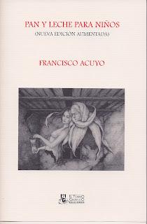 Pan y leche para niños, 2ª edición, Francisco Acuyo