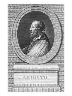 Ludovico Ariosto; la sátira séptima, Francisco Acuyo