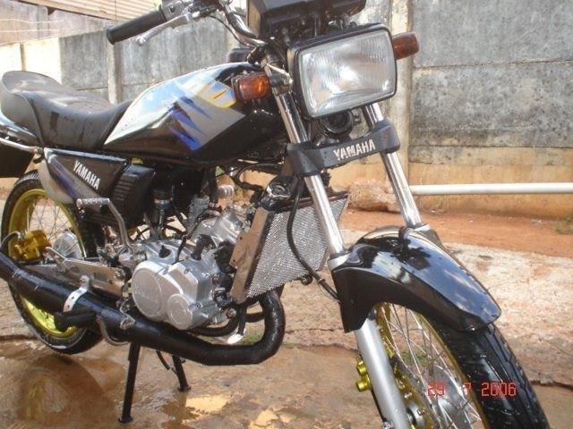 Motos Turbos Rd 135 Com Motor De Dt 200