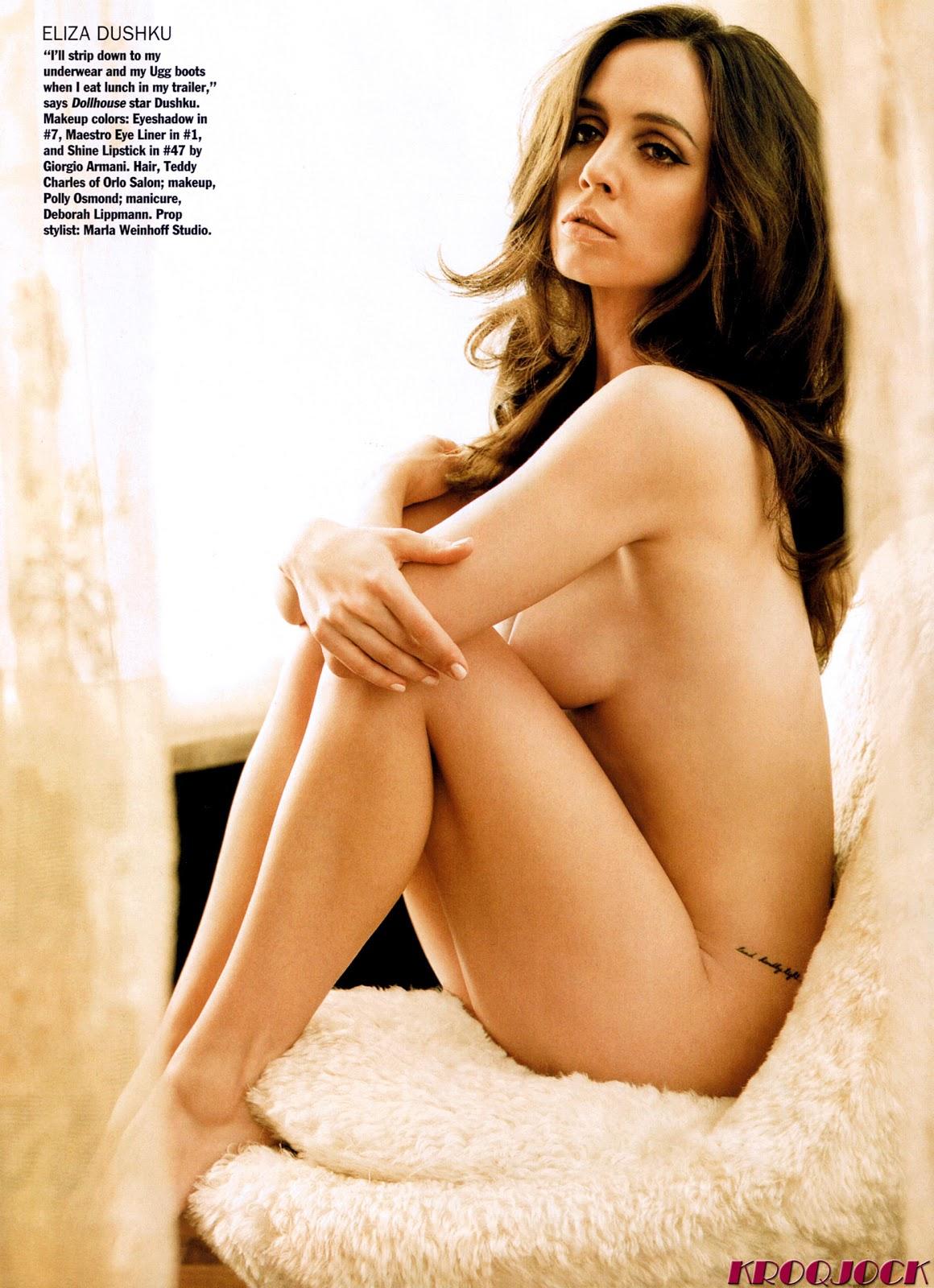 Eliza Dushku Naked Allure 107
