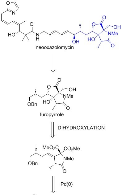 Heterocyclic Chemistry: Neooxazolomycin (Part1)