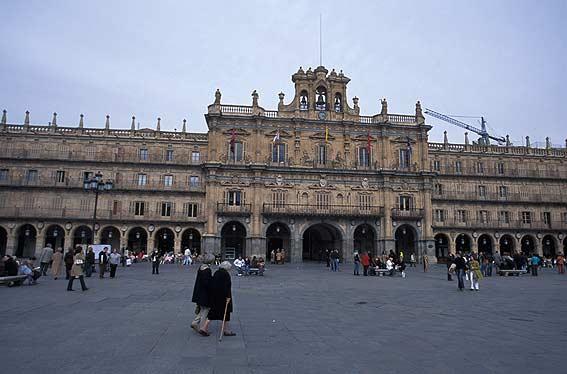 Salamanca más cerca de estar En el punto de mira