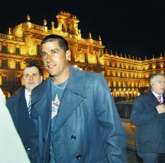Hollywood saluda a Salamanca
