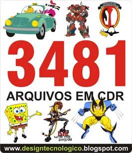 3841 vetores cdr baixar