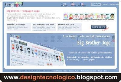 participar Big Brother Brasil internet