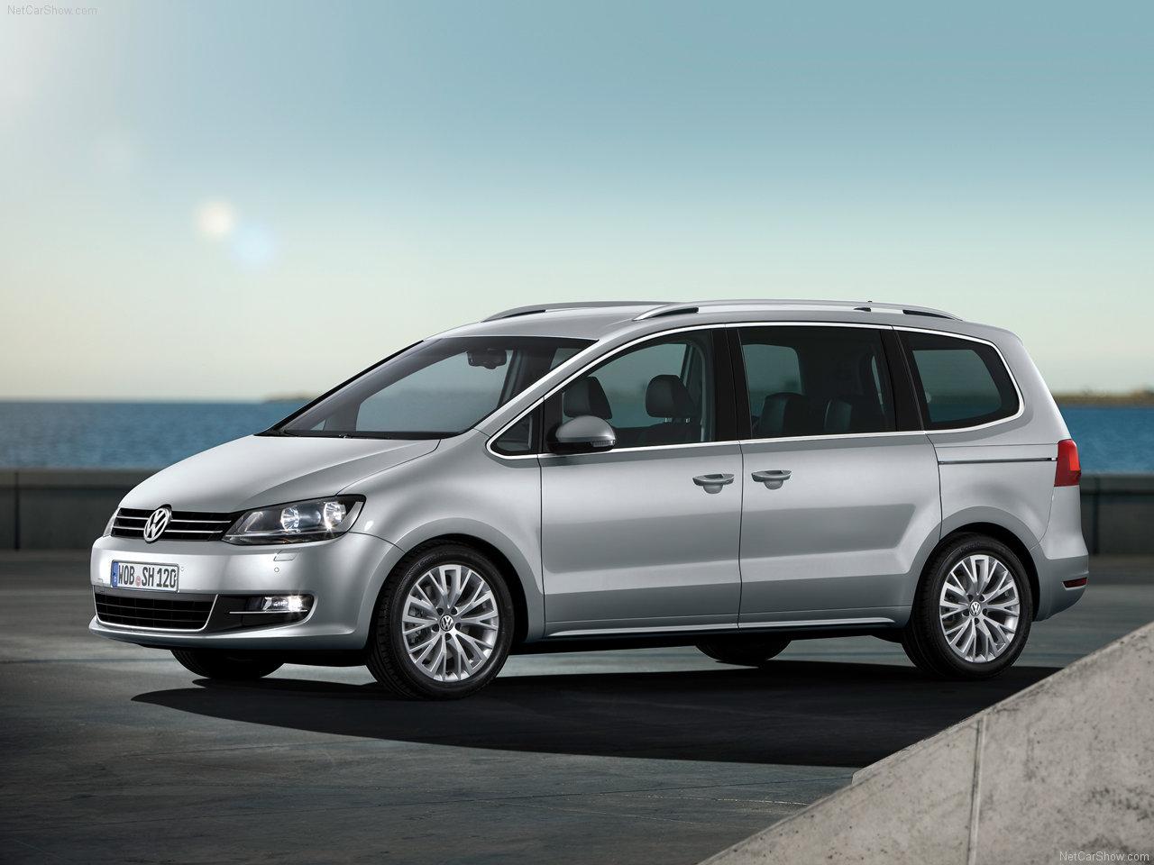 new cars used cars family car 2011 volkswagen sharan. Black Bedroom Furniture Sets. Home Design Ideas
