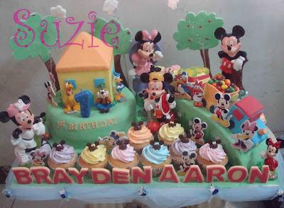 Mickey Mousenya Brayden Aaron