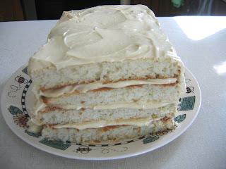 recettes dessert  Gâteau Sublime à lÉrable de Ricardo
