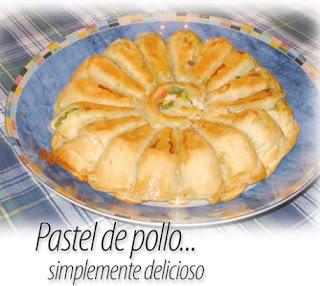 RECETAS DEL MUNDO Pastel+de+pollo