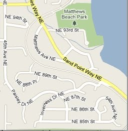 My Husband Loves Hills So Yesterday He Joined Me For A Walk Through The Streets Of Invernesatthews Beach Neighborhoods