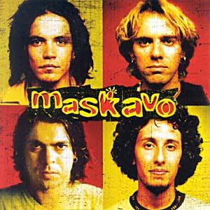 Maskavo, banda de reggae de Brasília!