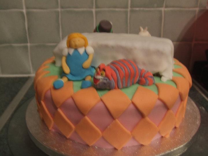 Super Fancy Fondant A Very Important Birthday Cake