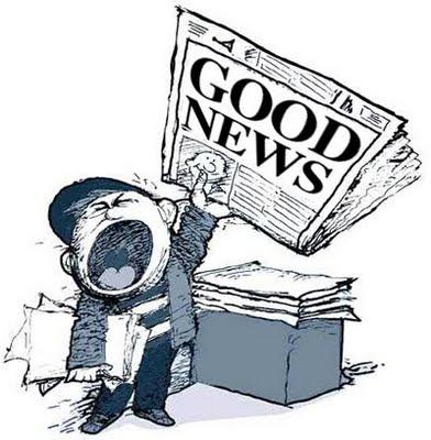 Good news or bad news?