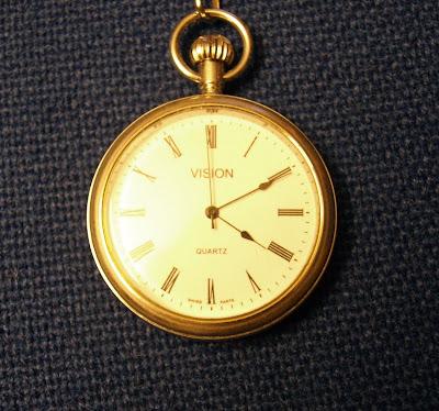 Skrive-bloggen: Hvad er tid.