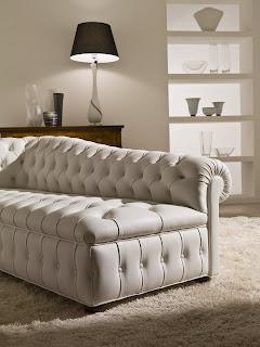Berto salotti blog nuovi divani chester in collezione for Salotti eleganti