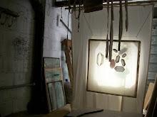 Clare's studio