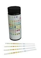 Exame de urina - EAS