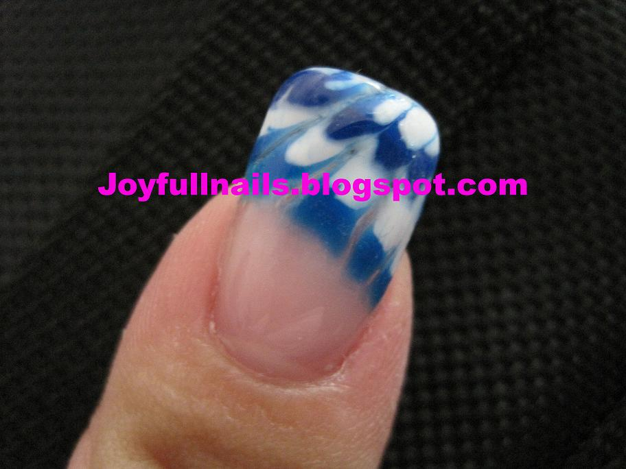 JoyFuLL Nails: Gel nails with Designs & 3D flowers!!