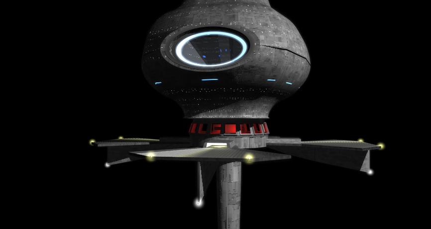 Star Trek A Final Unity The Movie Deep Space Six