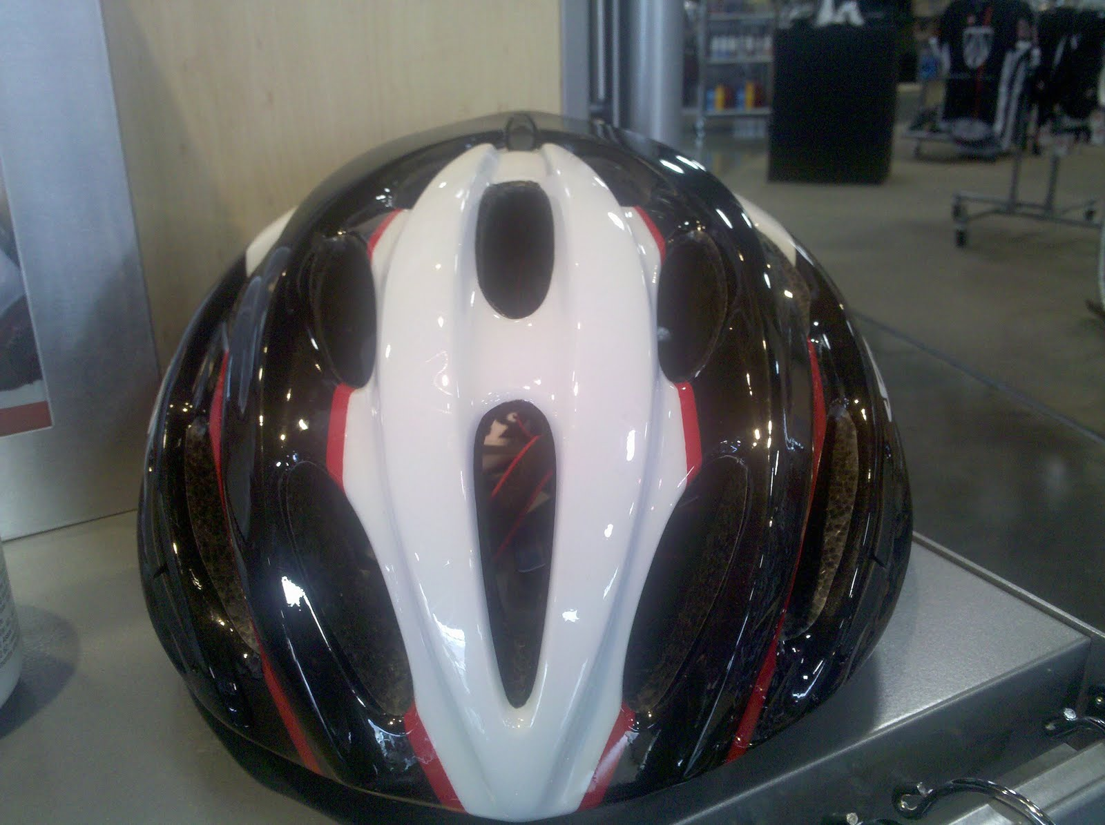 Trek Bicycle Store AMERICAN FORK: New Helmet ... New Ride ...