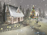 Besplatni download Christmas Time 3D Screen Saver