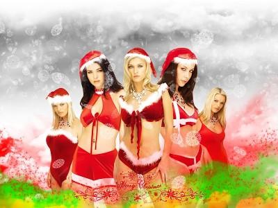 šaljive božićne čestitke Božićne slike i e card čestitke: Sexi Mrazice šaljive božićne čestitke