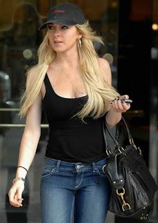 Lindsay Lohan Milan Trip