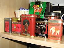 cutiute de ceai
