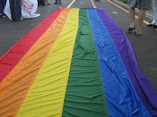 rainbow gay flag