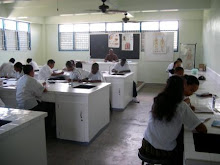 The Biology lab