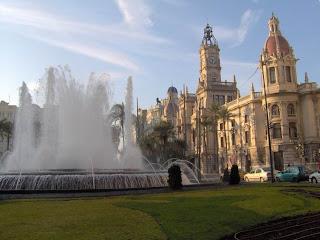 Walencja Las Fallas de San José