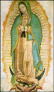 Matka Boska z Guadalupe