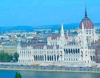 Długi weekend majowy Budapeszt