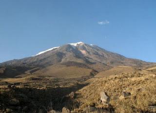 Góra Ararat w Turcji