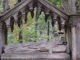 Lwów Cmentarz Łyczakowski