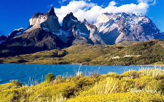 Patagonia park narodowy Torres del Paine