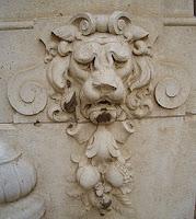 Pomniki Budapeszt Lwy