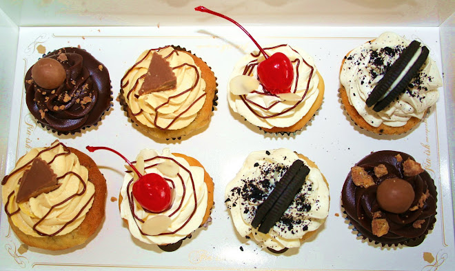 Rich Cupcakes