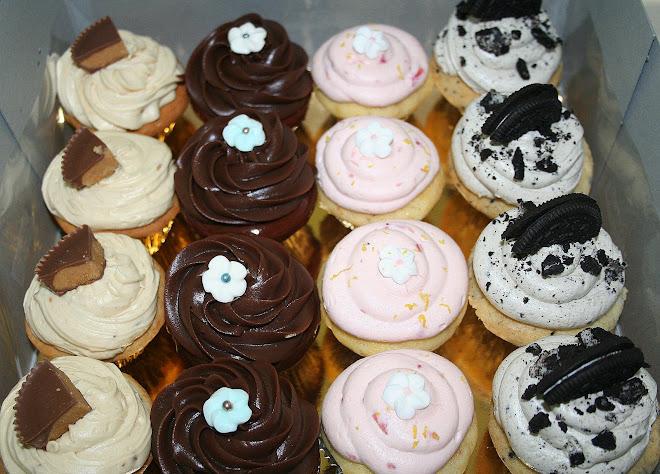 Cupcake box of 16