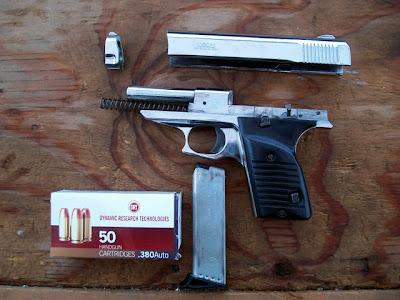 Homemade Defense: Why you should buy a decent gun