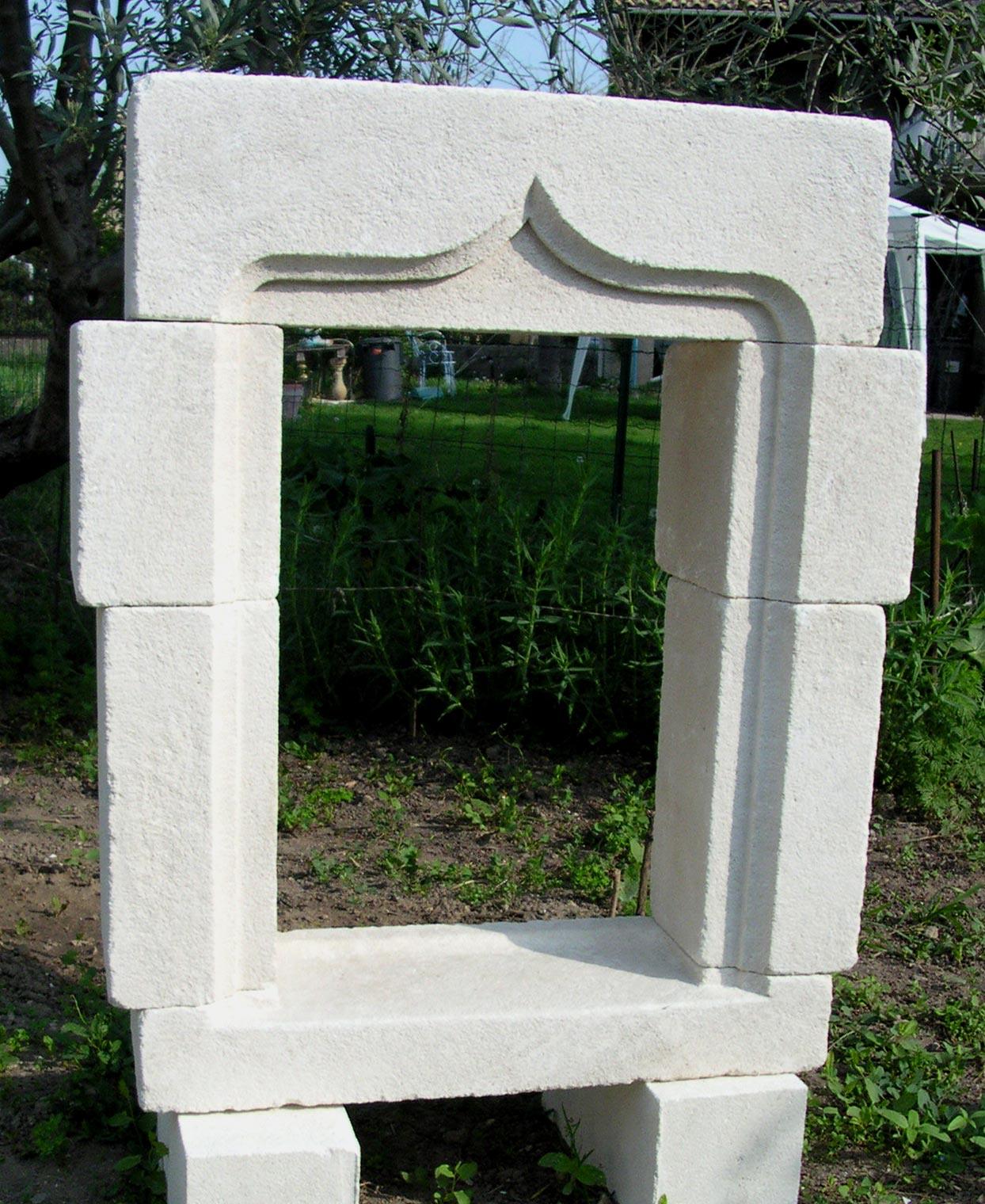 Tailleur de pierres provence luberon vaucluse accolade for Appui de fenetre en pierre naturelle