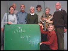 Notre équipe 2007