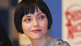 Christina Ricci Speed Racer