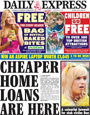 A typically twisting profiteering scam plugged by the DAILY EXPRESS Saturday 19 July 2008