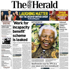 The [Glasgow] HERALD Saturday 19 July 2008