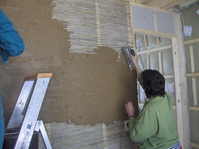 bois del terre plafonnage l 39 argile. Black Bedroom Furniture Sets. Home Design Ideas