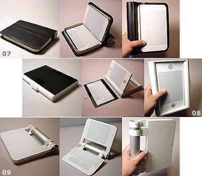 notbook+guri Os 10 mais maneiros notebooks conceituais   Curiosidades