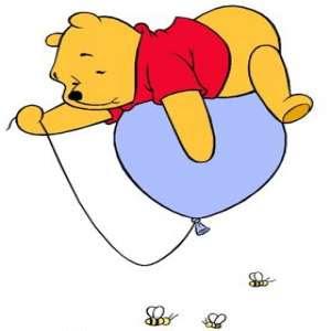 pooh emcima bexiga O ursinho e a pooh taria   Curiosidades