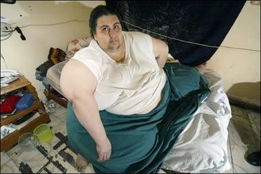 xin 57070424105054618211 O homem mais gordo do mundo   Curiosidades